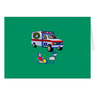 EMS Christmas Gifts Stationery Note Card