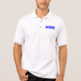 EMS -Emergency Medical Services Polo Shirt