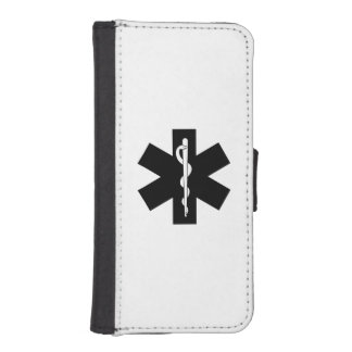 EMS EMT and Paramedic Gifts iPhone 5 Wallet Cases