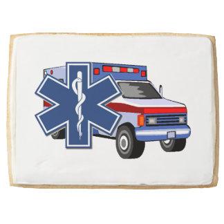 EMS EMT Paramedic Ambulance Jumbo Cookie