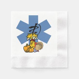 Thanksgiving EMS Women's Zip Hoodie