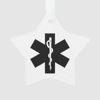 EMS EMT Paramedic Ornament