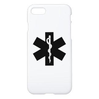 EMS EMT Paramedic Star iPhone 7 Case