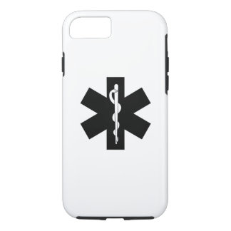 EMS EMT Paramedic Star iPhone 7 Case