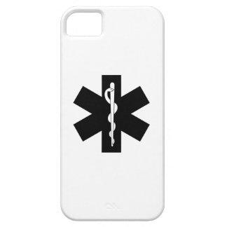 EMS EMT Paramedic Star iPhone SE/5/5s Case