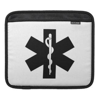 EMS EMT Paramedic Star Sleeve For iPads