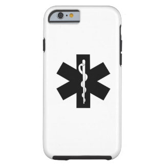 EMS EMT Paramedic Star Tough iPhone 6 Case