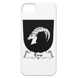 Ems Family Crest iPhone 5 Covers