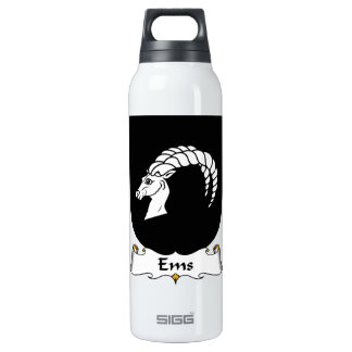 Ems Family Crest SIGG Thermo 0.5L Insulated Bottle
