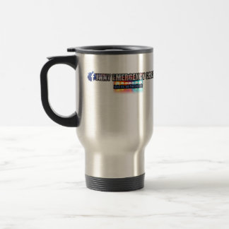 EMS & FIRE RESCUE Trained to fix stupid ! Travel Mug