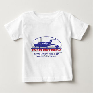 EMS Fixed Wing Turbo Prop Baby T-Shirt
