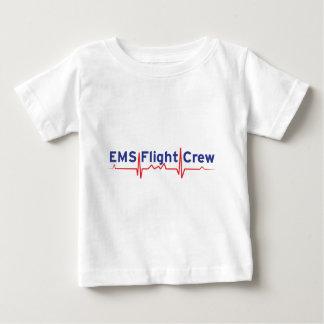 EMS Flight Crew (fwd banner) Baby T-Shirt