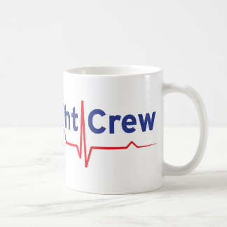 EMS Flight Crew (fwd banner) Coffee Mug