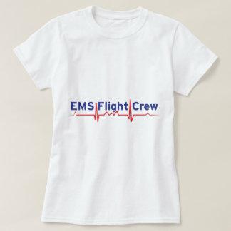 EMS Flight Crew (fwd banner) T-Shirt
