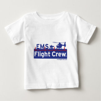 EMS Flight Crew Helicopter Alternate Logo Baby T-Shirt