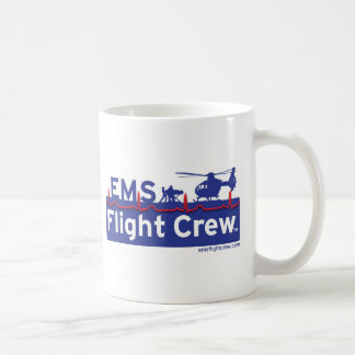 EMS Flight Crew Helicopter Alternate Logo Coffee Mug