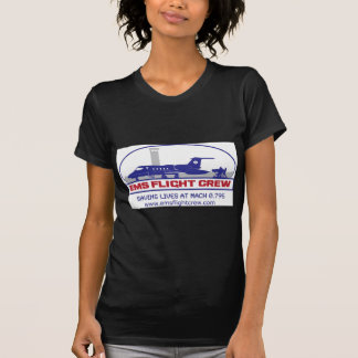 EMS Flight Crew Jet T-Shirt