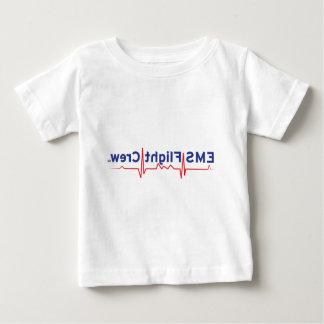 EMS Flight Crew (logo backwards) Baby T-Shirt