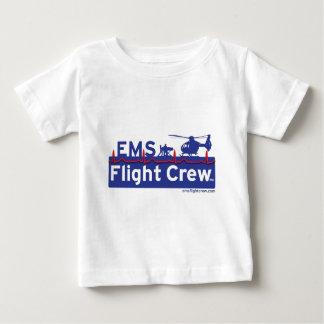 EMS Flight Crew - New Baby T-Shirt