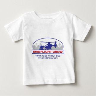 EMS Flight Crew Rotorwing Baby T-Shirt