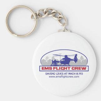 EMS Flight Crew Rotorwing Keychain