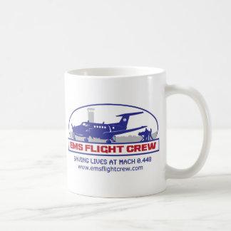 EMS Flight Crew Turboprop Coffee Mug