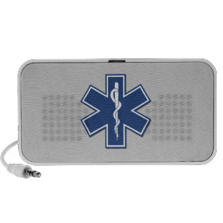 EMS Gift Ideas For Paramedics, EMT's and Rescue Notebook Speaker