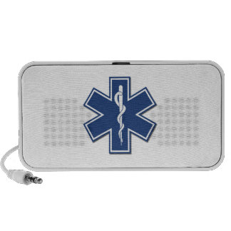EMS Gift Ideas For Paramedics, EMT's and Rescue Laptop Speakers