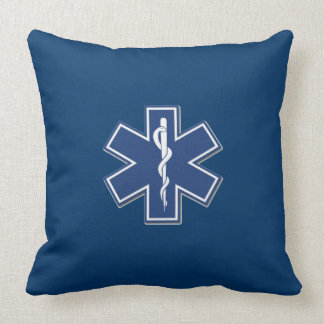 EMS Gifts Throw Pillow