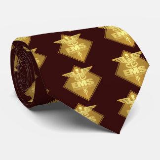 EMS (gold)(diamond) Neck Tie