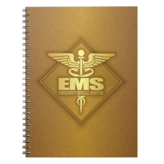EMS (gold)(diamond) Note Book