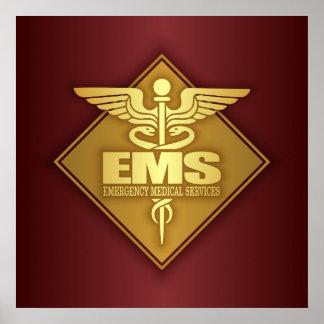 EMS (gold)(diamond) Poster