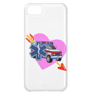 EMS Heart of Care Case For iPhone 5C