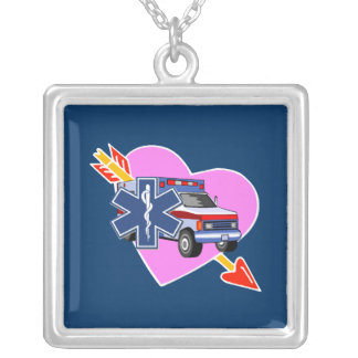 EMS Heart of Care Custom Necklace