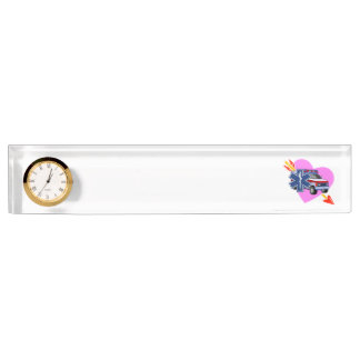 EMS Heart of Care Desk Name Plate