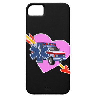 EMS Heart of Care iPhone 5 Covers