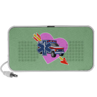 EMS Heart of Care Laptop Speaker