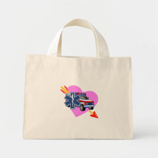 EMS Heart of Care Mini Tote Bag