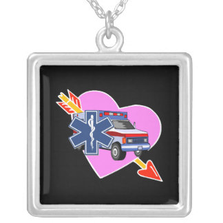 EMS Heart of Care Necklace