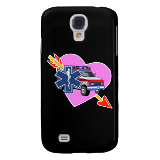EMS Heart of Care Samsung Galaxy S4 Covers