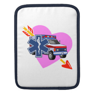 EMS Heart of Care Sleeves For iPads