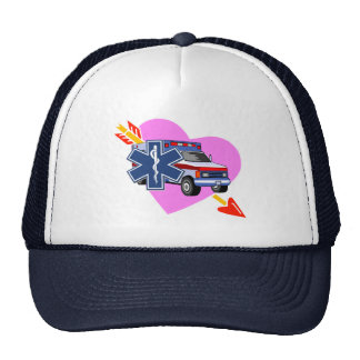 EMS Heart of Care Trucker Hat