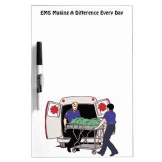 EMS Making a Difference Every Day Dry-Erase Boards