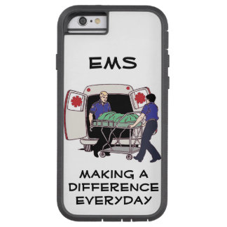 EMS Making A Difference Everyday iPhone 6 Case