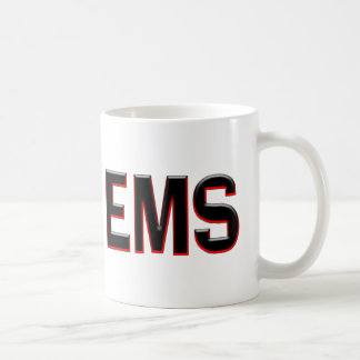 EMS RED MUGS