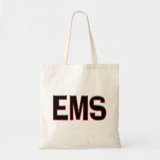 EMS RED TOTE BAG
