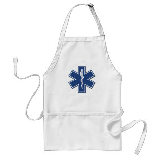 EMS Star of Life Adult Apron