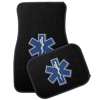 EMT Paramedic EMS Vehicle Mats