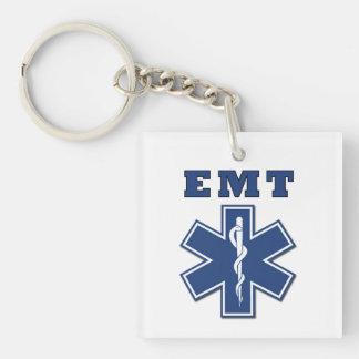 EMS Star Of Life Acrylic Keychain