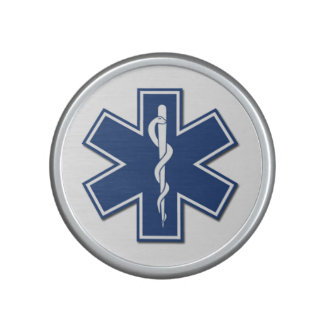 EMS Star Of Life Bluetooth Speaker